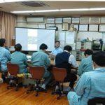 松熊工業株式会社様で社内勉強会の講師
