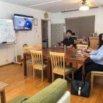 同業者と合同勉強会を開催